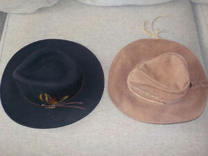 Mens and Ladies hats