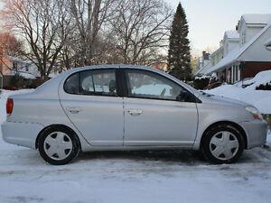 2004 Toyota Echo Sedan