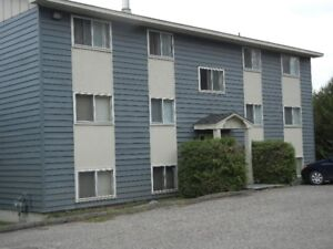 QUIET 2 BEDROOM heat& hotwater inc.- MILLIDGEVILLE AREA