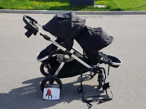 Baby Jogger – City Select Dual Stroller