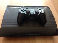 Playstation 3 500gb super slim ps3 for sale cheap games ps4 xbox one offers swaps ipad