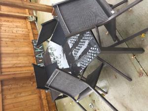 4 person patio set