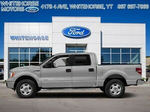 2014 Ford F-150 4X4-SUPERCREW FX4-157 WB  - $253.44 B/W