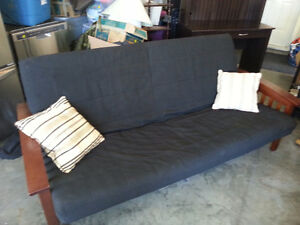 Nice clean futon couch - Moving sale