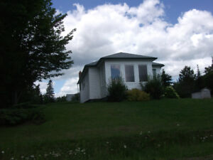3 bedroom house, 30 minutes from Moncton.