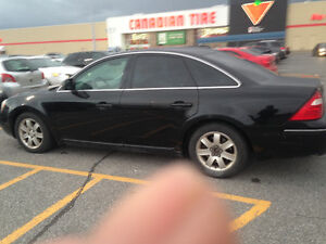 2007 Ford Five Hundred SEL Berline