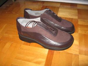 Souliers pour femmes en cuir Beautifeel