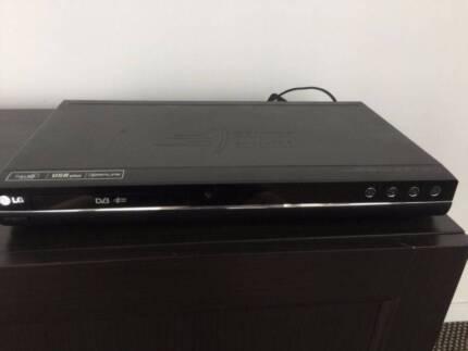 Dvd player LG Model:DR386D