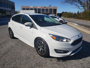 2015 Ford Focus Se * MUST SEE! FINANCING AVAILABLE 100% APPROVAL