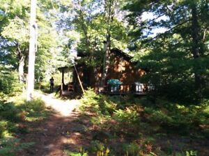 REDUCED -WATER FRONT Cottage & Cabin selling both 390 acres
