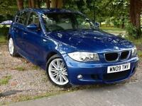 BMW 120 2.0TD 2009 d M Sport **Finance From £192.68**