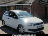2011 11 VOLKSWAGEN POLO 1.2 S 3DR