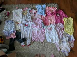 38 items 12-18 month girl clothes