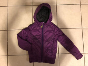 IVIVVA (Lululemon) Reversible Jacket / Coat Size 4 EXCELLENT