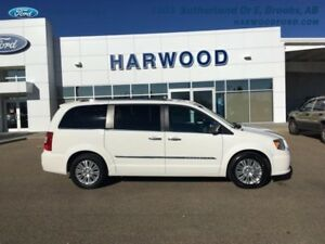 2013 Chrysler Town  Country Limited  - NAVIGATION - $185.56 B/W