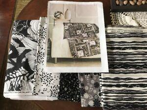 Black and White Quilt Kit