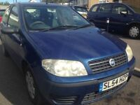 2004 Fiat Punto 1.2 8v Active 3dr
