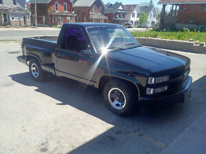 1996 Chevrolet Shortbox Stepside Supercharged