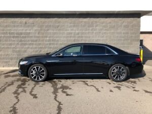 2017 Lincoln Continental Reserve  - Certified
