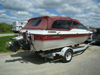 1991 Doral Bowrider with Trailer