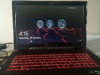 Lenovo Y50-70 gaming laptop in perfect condition