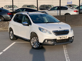 image for 2013 peugeot 1.2 petrol low mileage