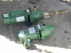 Myer 1/2 HP water pump