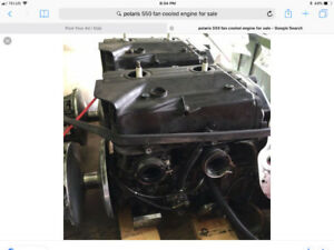 Wanted 550 fan cooled Polaris engine