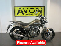 Lexmoto Oregan 125cc, Learner Legal, Motorcycles, Cruiser
