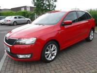 Skoda Rapid Spaceback 1.2 TSI Spaceback Left Hand Drive(LHD)