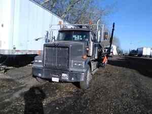 Bale Truck