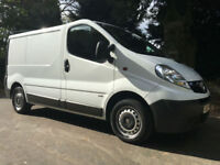 FROM £123.25 PER MONTH 2013 VAUXHALL VIVARO 2900 2.0CDTi 115 SWB PANEL VAN