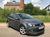 2014 14 VOLKSWAGEN POLO 1.2 R-LINE STYLE AC 5D 60 BHP