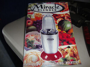 MIRACLE BLENDER Windsor Region Ontario image 1
