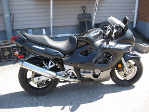 2002 suzuki gsx 750 katana parts bike