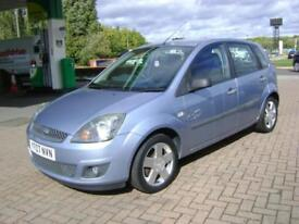 Ford Fiesta 1.4TDCi Zetec Climate EIGHT SERVICE STAMPS