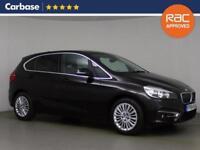 2014 BMW 2 SERIES 218d Luxury 5dr Active Tourer MPV 5 Seats