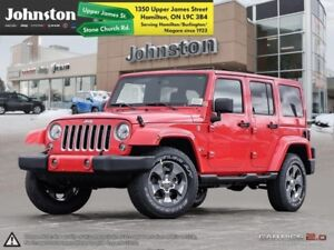 2018 Jeep Wrangler Unlimited Sahara 4x4  - Leather Seats - $139.
