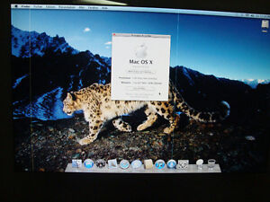 imac 17''  intel core duo