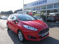 2014 Ford Fiesta 1.0 EcoBoost Zetec Powershift 3dr
