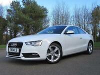 2014 Audi A5 2.0 TDI ultra SE Coupe 2dr Diesel Manual (109 g/km, 161 bhp)