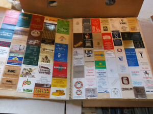 Matchbook collection Cornwall Ontario image 2