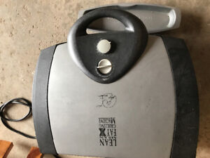 For sale George foreman 144 square inches