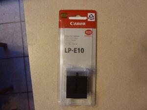 batterie LP-E10
