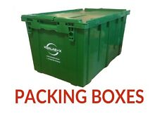 Green Packing Boxes in Perth Delivered Stirling Stirling Area Preview