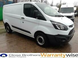 Ford Transit Custom 2.2TDCi ECOnetic 270 L1H2 FSH +VAT
