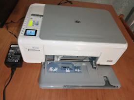 hp photosmart c4280 all in one smart Ink jet printer.