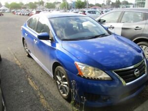 2013 Nissan Sentra SV SUNROOF! BACK UP CAM! PUSH BUTTON START!