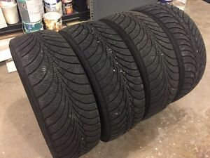 Goodyear Ultra Grip Winter Tires 205/55R16