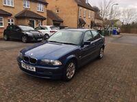 BMW 320i 2.2 petrol 2001 £650